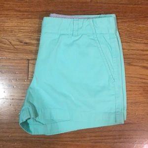 """J. Crew 3"""" inseam chino shorts"""